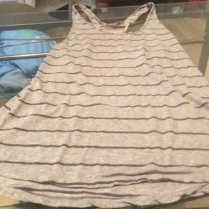 Lululemon loosely fitted tank top